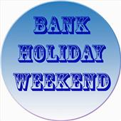 Another May Bank Holiday!